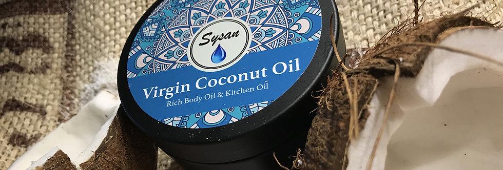 Organic virgin coconut oil (500 ml)