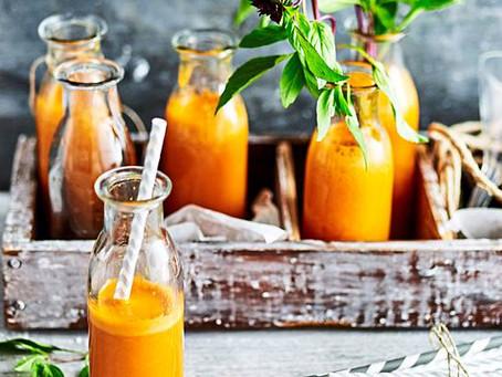 Ingwer Shot  (orange)