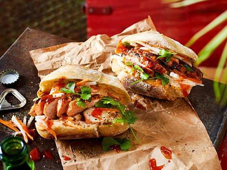 Bánh mi mit Streetfood Mayo