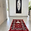 Thumbnail: Tapete Persa Rojo 135x 80 cm