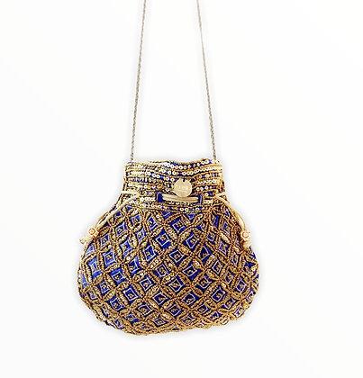 Benares Azul Rey