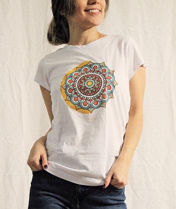 Camisa Mandala Color