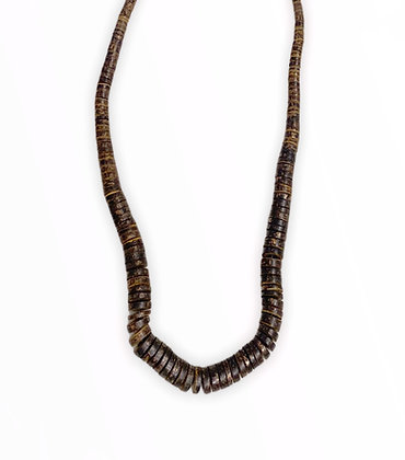 Collar Vintage Boho Bronce