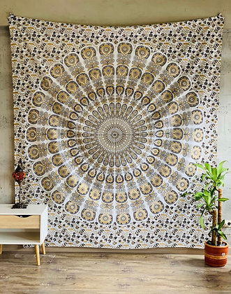 Mandala Gold 210x240