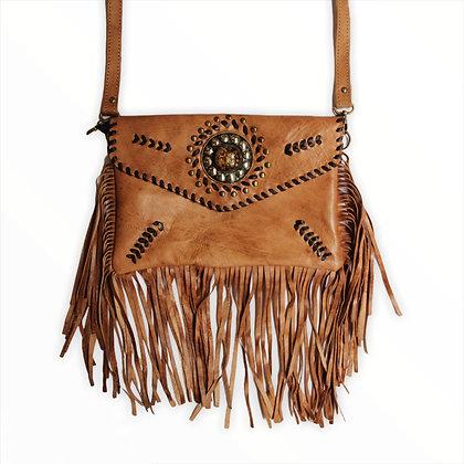 Cartera Bohemian Livorno Leather
