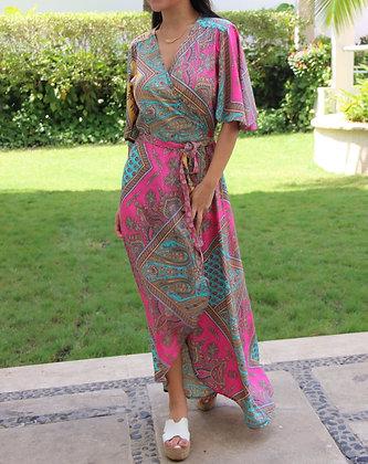 Vestido Kimono Kapada