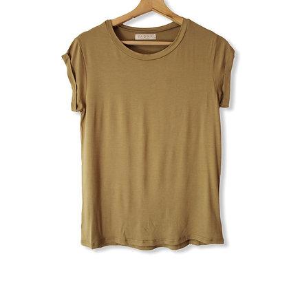 T-shirt Basica Verde