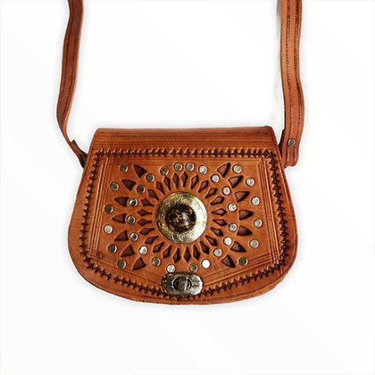 Cartera Volterra Leather