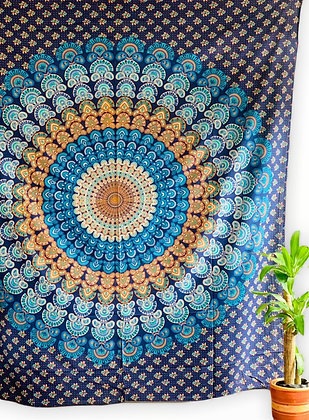 Mandala 210x240 cm