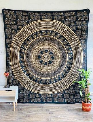 Mandala Gold 210x220