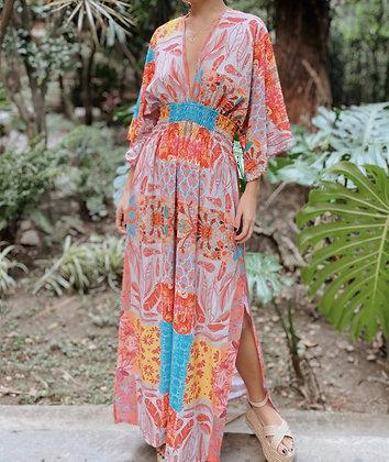 Vestido Mahal Indian Travel