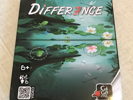 """Difference"" von Gigamic"