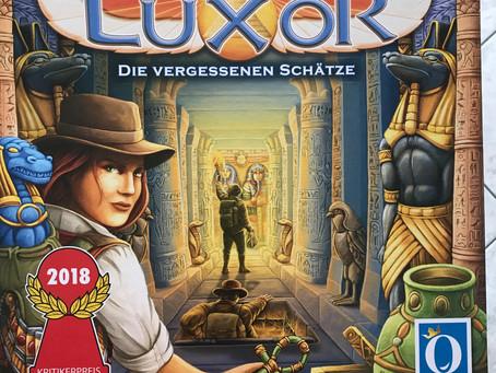 """""""LUXOR"""" Die vergessenen Schätze von Queen Games"""