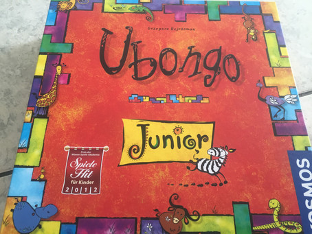 """Ubongo - Junior"" von Kosmos"