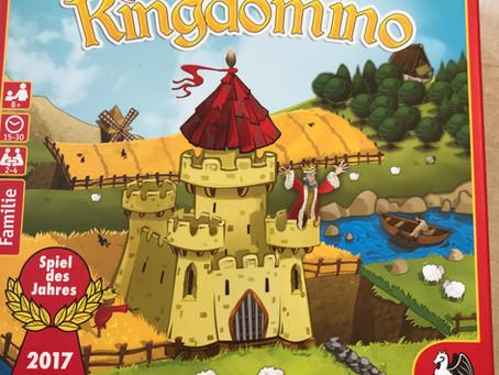 """Kingdomino"" von Pegasus Spiele!"