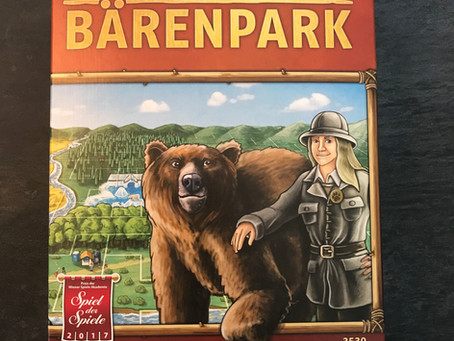 """""""Bärenpark"""" von Lookout Spiele"""