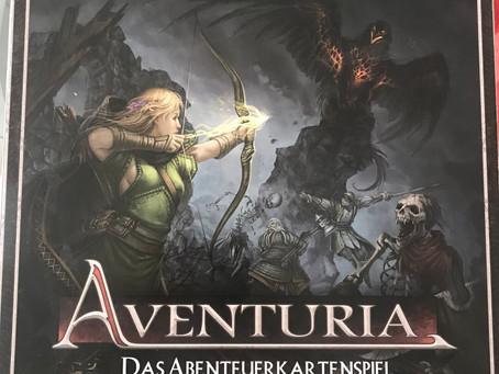 """""""Aventuria"""" von Ulisses Spiele"""
