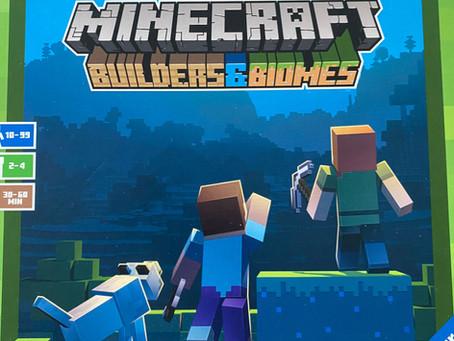 """""""Minecraft Builders & Biomes"""" von Ravensburger"""