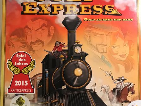 """""""Colt Express"""" von Ludonaute / Asmodee"""