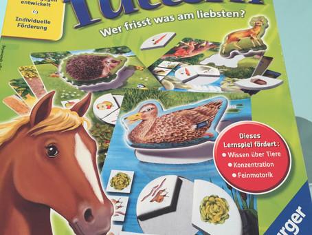 """""""Tiere füttern"""" von Ravensburger"""