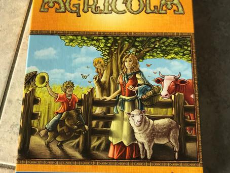 """""""Agricola"""" in der Familien Edition von Lookout Spiele!"""