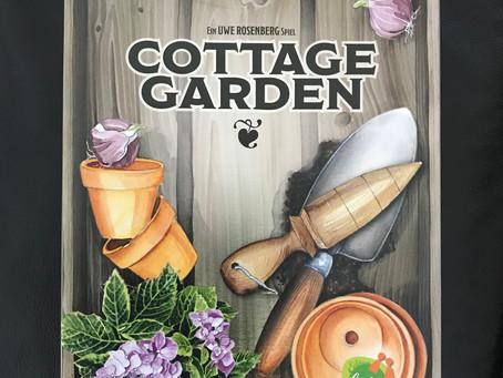"""""""Cottage Garden"""" von Edition Spielwiese bzw. Pegasus Spiele"""