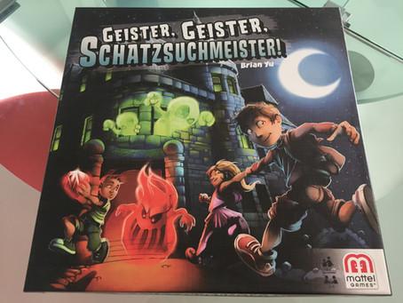 """""""Geister, Geister, Schatzsuchmeister!"""" von Mattel Games"""