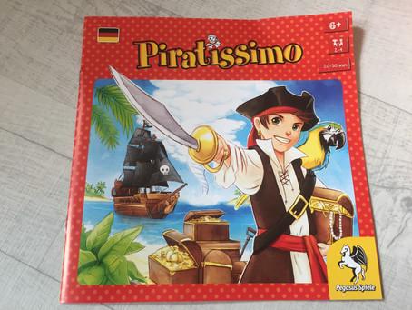 """""""Piratissimo"""" von Pegasus Spiele"""