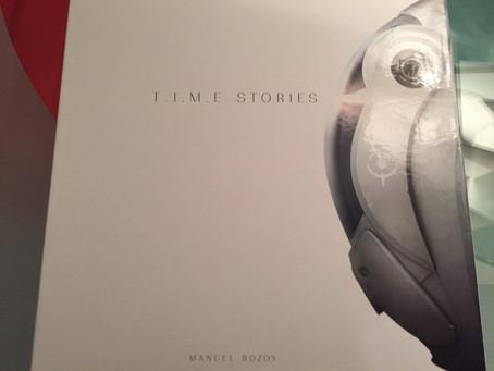 """""""T.I.M.E STORIES"""" von Space Cowboys"""