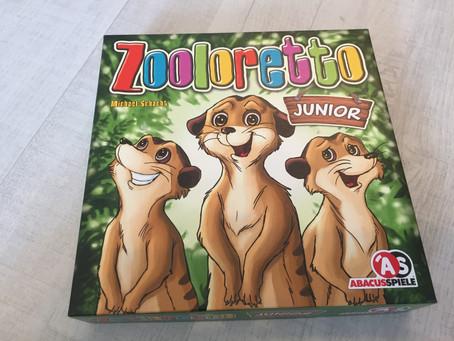 """Zooloretto Junior"" von AbacusSpiel (AS)"