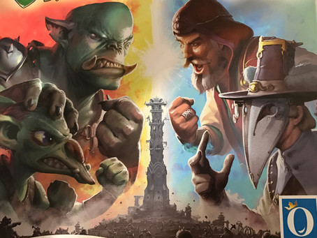 """Orcs Orcs Orcs"" von Queen Games"