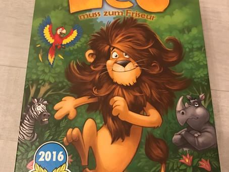 """""""Leo muss zum Friseur"""" von Abacus Spiele"""