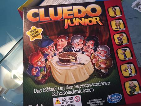 """""""Cluedo Junior"""" von Hasbro Gaming"""