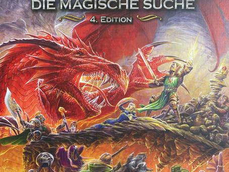 Talisman: Die magische Suche (4. Edition) von Pegasus Spiele