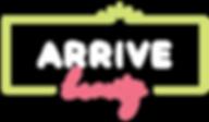 ARRIVE beauty logo