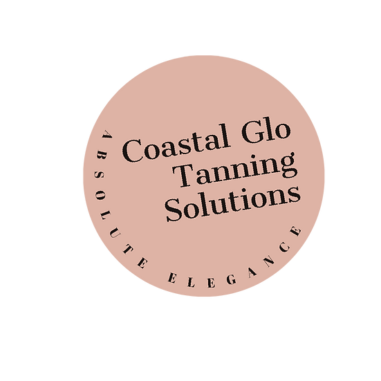 Coastal Glo Spray Tan Solution 8% DHA