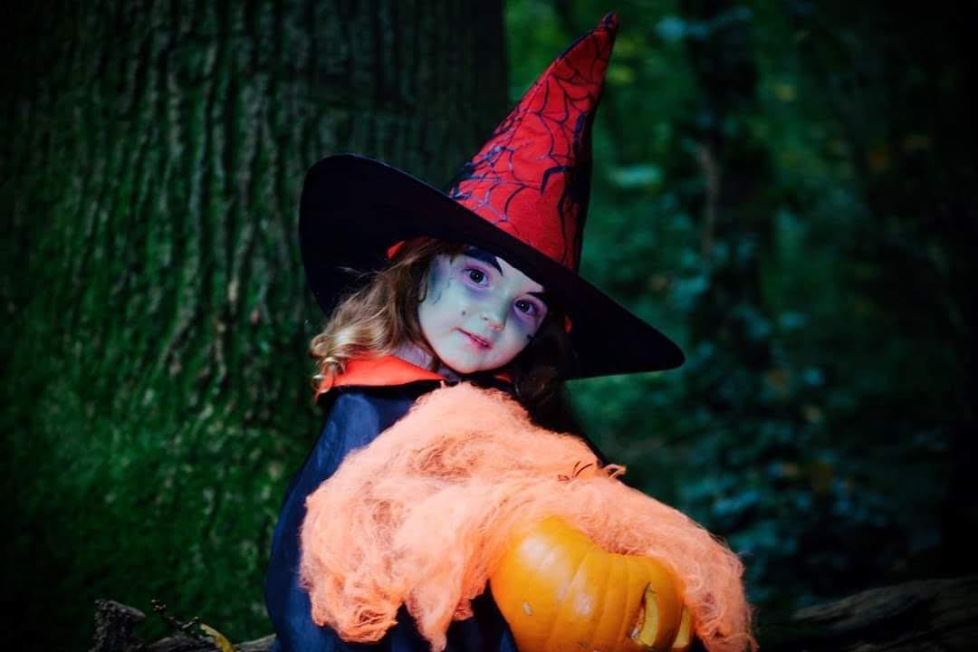 Halloween Portrait Shoot
