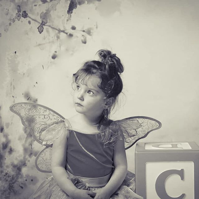 Whimsical Child Fairy Shoots