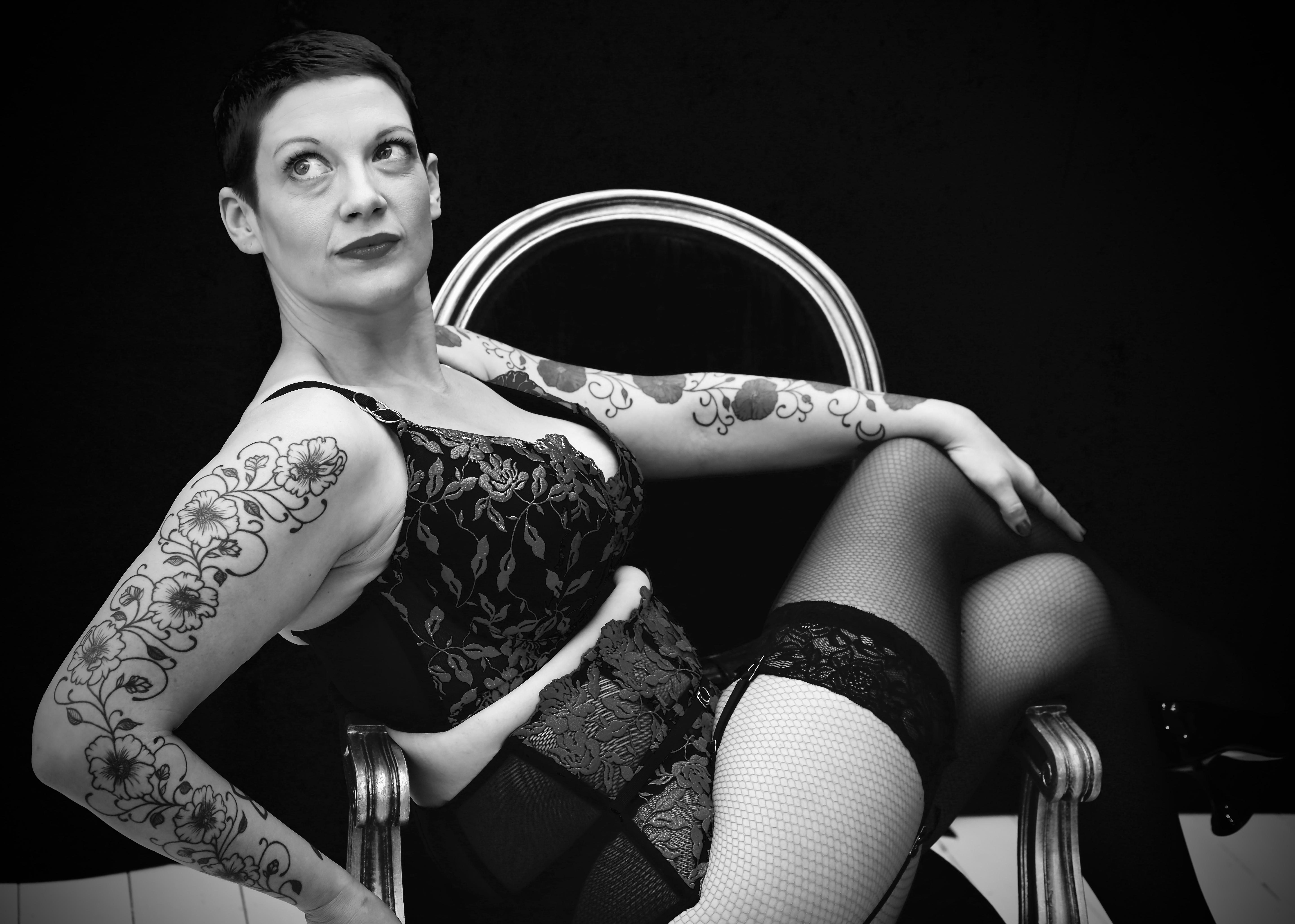 Burlesque Photography