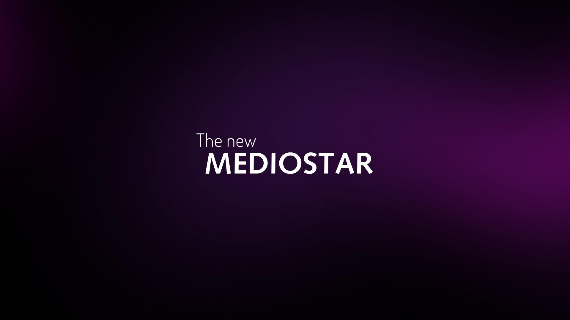 The New MeDioStar
