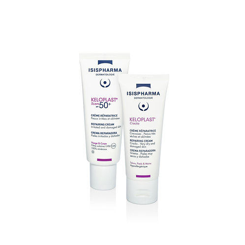 Keloplast SPF50 huidherstel/littekens, 40 ml