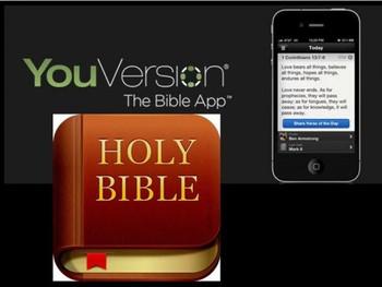 Celebremos el mes de la biblia con ¡YouVersion!