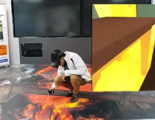 Festivo VR Earthquake Simulation BNPB