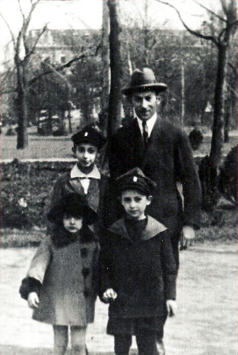 Henry's Family Pre-War
