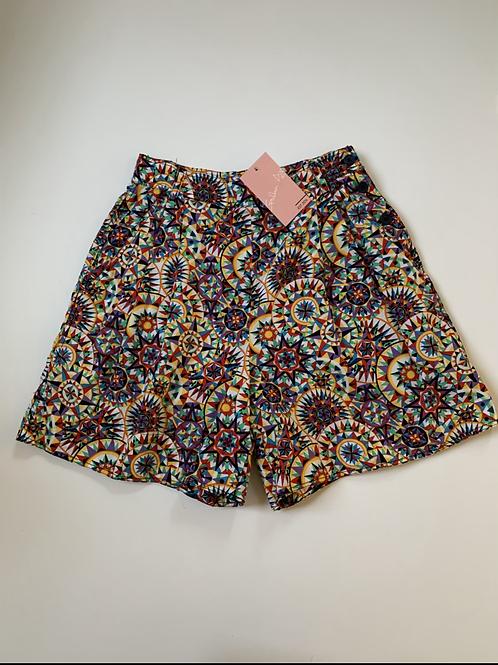 Psychedelic Italian MISSONI Shorts