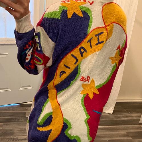 ITALIA Knit Cardigan