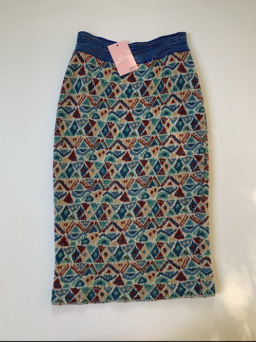 Italian MISSONI Knit Skirt