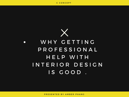 Why Getting Professional Help With Interior Design is Good
