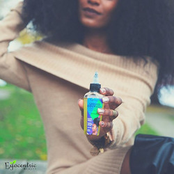 Adding Liquid Courage to your daily routine will prevent dry scalp, rejuvenate dull hair, and promot