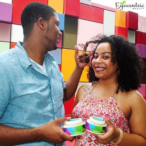 This is what happens when you use Egocentric Beauty's Crème de la Crème! Our products  provides mois